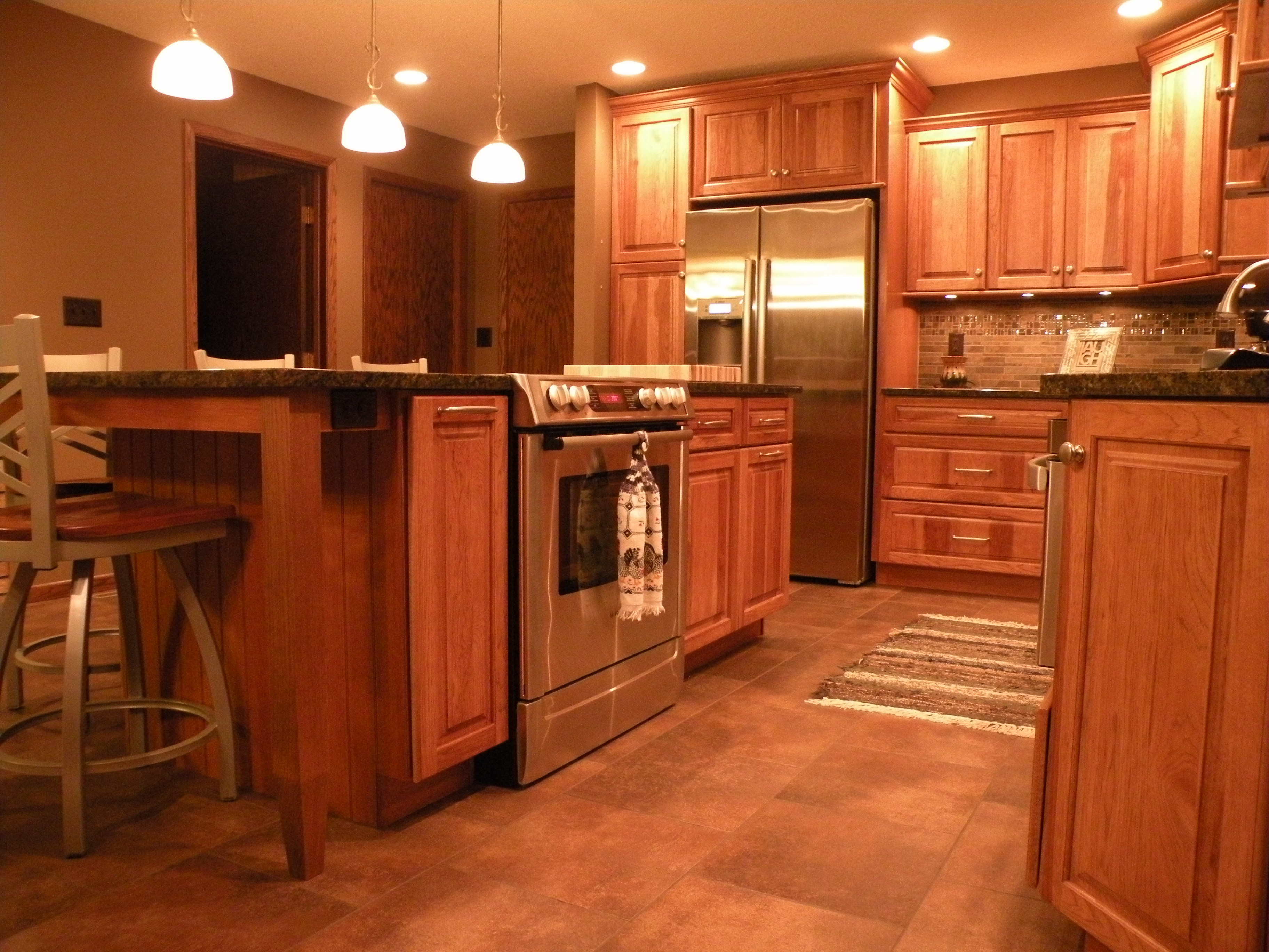 Kraftmaid Hickory Sunset Marquette Cabinetry Kitchens Amp Baths By Greta